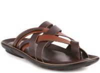 Brown Sugar Men Brown Sandals Brown