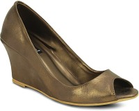 Get Glamr Peep Toe Wedges - SNDEYF6BNZP5MUQZ