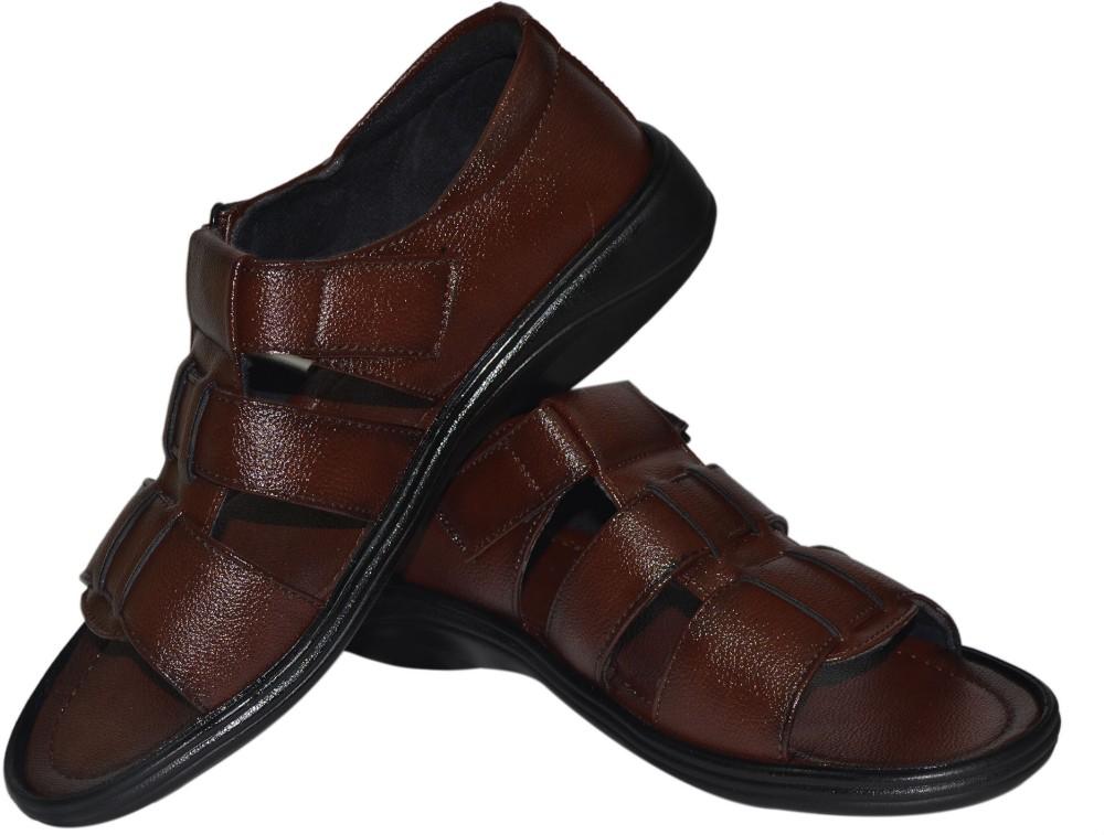 Black Sands Men Sandals