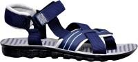 The Scarpa Shoes Men Grey Sports Sandals Grey