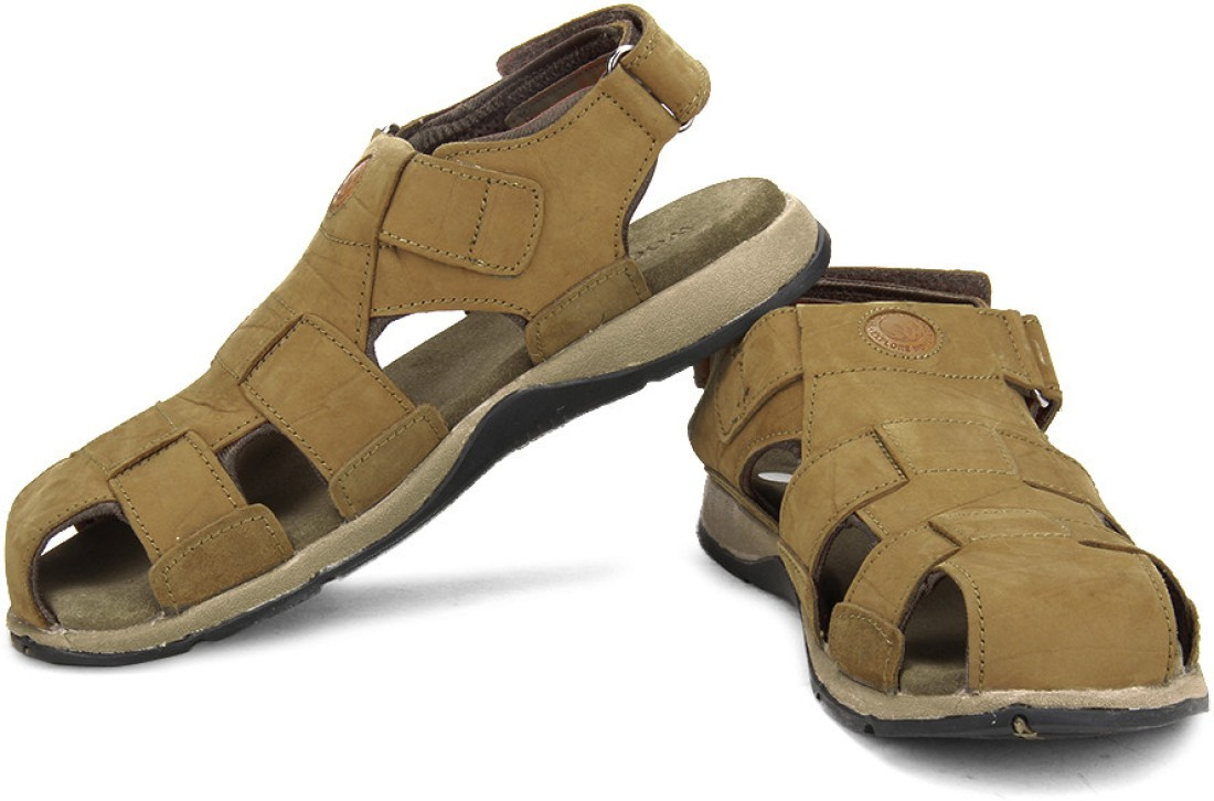Woodland Men Sandals SNDE25GGEBG4MR8Q
