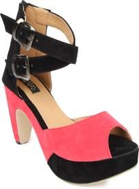 CUTE FEET Women Heels