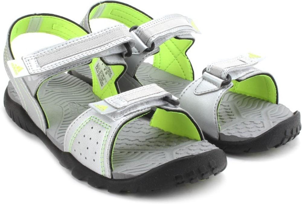 Adidas Silvmt Syello Black Sports Sandals
