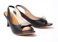 Ruby Women Black Heels Black