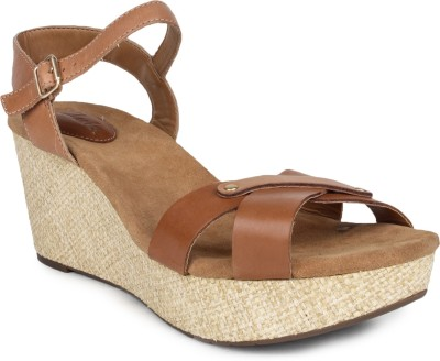 Clarks Women Wedges at flipkart
