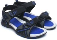 Mesha Men Blue, Black, Grey Sandals Blue, Black, Grey