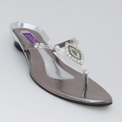 Unique Unique Flats (Silver)