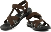 Bata Men Brown Sandals Brown