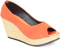 Soft & Sleek 1349 Orange Wedges