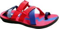 Brotherss Men Red Sandals Red
