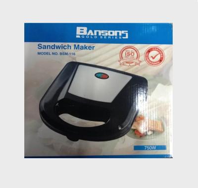 Bansons Bsm-116 Toast (Black)