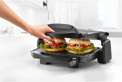 Delonghi CG196.BK Grill and Sandwich maker