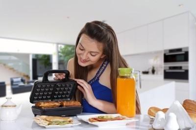 Nova NWM-2424 2 Slice Waffle Maker