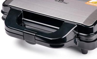 Nova 2 In 1 Changeable NSM 2416 Panni Grill (Black)