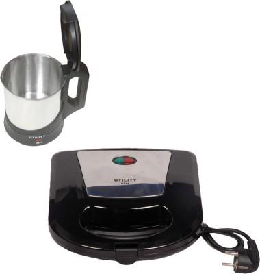 utility CI-432120 Toast (black, silver)