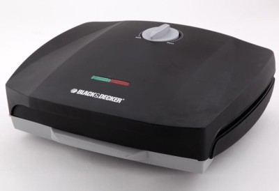 Black-&-Decker-GM1750-Contact-Grill