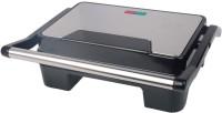 Viva Smart Panini Sandwich Griller Grill (Black, Silver)