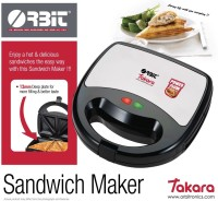 Orbit Takara Sandwich Maker Toast (Black)