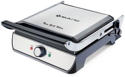 Bajaj Majesty Grill Ultra Open Grill (Silver)