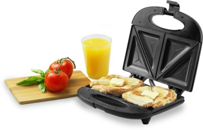 Nova 2 Slice Snack Magic NSM 2409/00 Sandwich Maker (Black)