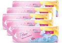 Paree Extra Soft Feel Wings (Combo Of 5 Packs) Sanitary Pad - Pack Of 40
