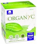 Organyc Sanitary Pads Organyc Cotton Night Wings Sanitary Pad