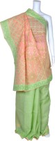 Styles Printed Embroidered Cotton Sari