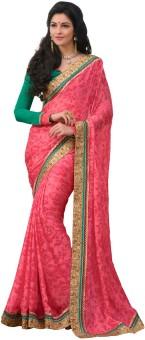 Shonaya Self Design Daily Wear Chiffon Sari