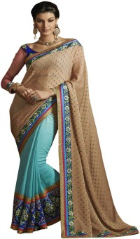 Indian Women By Bahubali Self Design Fashion Tussar Silk Sari