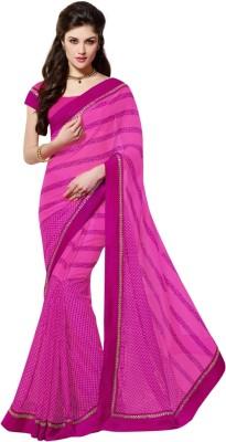Triveni Printed Georgette Sari