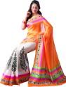 Sunaina Printed Cotton Sari