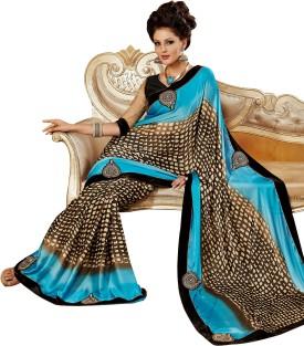 Shonaya Embriodered Fashion Chiffon Sari