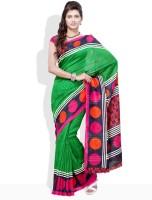 Urban Vastra Printed Synthetic Sari