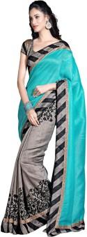 Priya Fashion Self Design Bhagalpuri Art Silk Sari