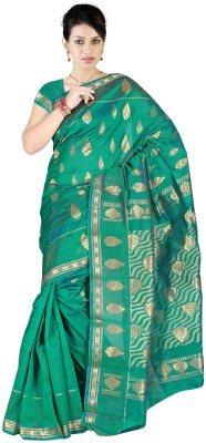 Triveni Self Design Fashion Art Silk Sari