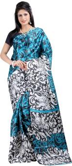 Kajal Sarees Self Design Bollywood Handloom Art Silk Sari