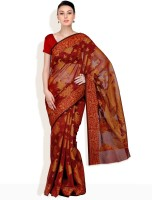 Bunkar Printed Cotton Sari