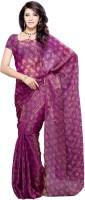 Priyankas Solid Tissue, Jacquard Sari