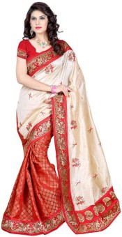 Krishna Fab Printed Bhagalpuri Handloom Art Silk Sari