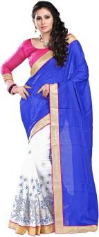 Sareeka Sarees Self Design Bollywood Cotton Sari - SARE7G23G7ZGDFMR