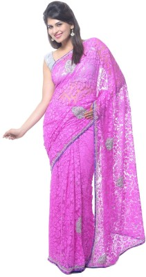 Aarti Saree Self Design Fashion Handloom Brasso Sari available at Flipkart for Rs.2744