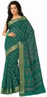 Ashika Printed Cotton Sari