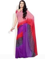 Diva Fashion Printed Synthetic Sari