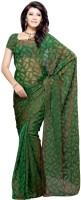 Priyankas Solid Jacquard, Tissue Sari