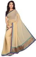 Ishin Printed Georgette Sari