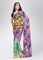 Florence Chiffon Sari