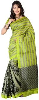 Esk Fashions Self Design Bollywood Handloom Art Silk Sari