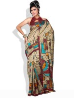Shreejee Solid Cotton Sari