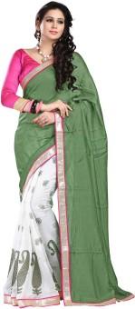 Sareeka Sarees Self Design Bollywood Cotton Sari - SARE7G5TM9KHGJHJ