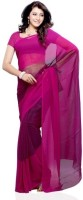 Dealtz Fashion Printed Georgette, Tissue Sari